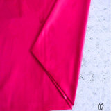 Canxing Tejido de poliéster viscosa de sarga para ropa tela