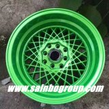 RIM colorés de roue d'alliage de véhicule de marché des accessoires de F55906 15inch