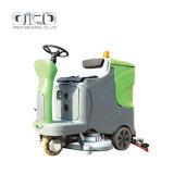 Supermarché automatique Tile Cleaner Type de conduite d'épurateur de plancher avec la CE