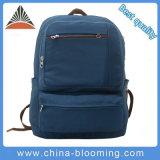 Homens's Custom Piscina Blue viagens de negócios de Nylon mochila para Computador Portátil