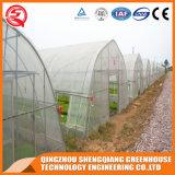 De Plastic die Serre van de landbouw met het In de schaduw stellen van Systeem door Fabriek wordt verkocht