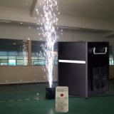 Remote stade DMX étincelle froide la machine pour la fête de mariage Club Sparkluar 1-5m