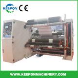 400m/min papier en plastique du rouleau de film Machine de découpe avec dérouleur de grand diamètre (HQE modèle)