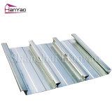 Haute qualité Yx51-342-1025 de l'acier ondulé galvanisé Tablier de plancher