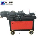 Laminatoio elettrico di gestione manuale del filetto del tondo per cemento armato del macchinario di costruzione