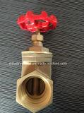 Cobre / Bronze Pn25 válvula da tampa roscada de Água