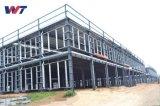 Estructura de acero proyecto Taller en Austria
