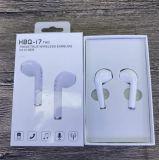 Hbq I7 Tws gemella la vera mini Bluetooth cuffia stereo senza fili di sport della cuffia avricolare di Earbuds