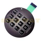 [هيغقوليتي] لوحة مفاتيح غشاء مع [تووش سكرين]