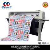 Vinyle numérique vertical/film/papier Craft/PET/PP/PVC/ PC/papier traceur de plans de coupe (VCT-1350AS)