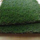 Abbellimento del tappeto erboso artificiale dell'erba sintetica poco costosa per il giardino