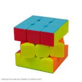 Het kleurrijke Speelgoed van het Raadsel van het Speelgoed van het Onderwijs van de Kubus van de Jonge geitjes van Drie Lagen Magische