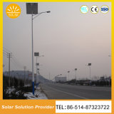 Solar antirrobo tipo Split de luces LED de la calle con gran cantidad de lúmenes