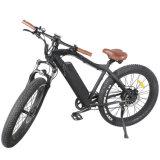 2018 Nouveau gras vélo électrique avec moteur 48V 500W