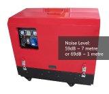 generatore diesel portatile raffreddato aria silenziosa eccellente 4.5kw
