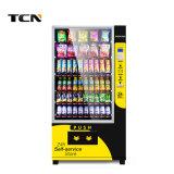 Combo npt máquina de venda automática de snacks e bebidas com GPRS