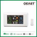 고/저 온도 & 습도 기록적인 Ot3097fcp3를 가진 다채로운 전시 기상대