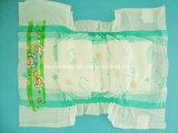 Haut de la sécurité de la santé de l'absorption des couches pour bébé doux à usage unique