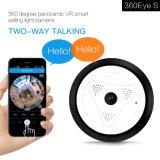 WiFi видеонаблюдения CCTV IP видеосистемы безопасности 360 панорамная камера