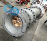 Les pompes à débit mixtes pour un volume élevé de traitement des eaux