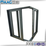Дверь алюминия раздвижной двери интерьера/шкафа алюминиевая