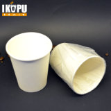 Taza de papel el 100% del PLA biodegradable