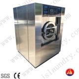 Waschmaschine-Wäscherei-Maschinen-vorderes Laden-Unterlegscheibe des Hotel-15-100kg