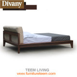 Teem Leather Headboard Upholstery Bed