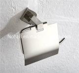 Venta caliente de acero inoxidable accesorios de baño titular de papel higiénico (2303