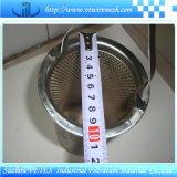 Cilindro del filtro de Vetex del SUS 304