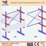 Het populaire Rekken van de Cantilever van het Staal van Chinese Fabrikant met Kleur Ral