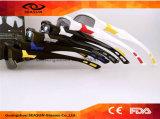 De cirkelende Zonnebril van de Sporten van de Zonnebril van de Beschermende brillen van de Fiets van Sporten Eyewear