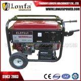 L'alternateur de cuivre 15HP 7.5kVA du Portable 100% autoguident le générateur d'essence d'essence d'utilisation