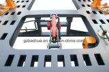 Blocco per grafici del camion e dell'automobile che raddrizza macchina