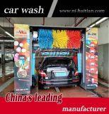 Sistema automatico del lavaggio di automobile di ribaltamento dalla fabbrica 1992 del lavaggio di automobile