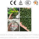 La línea de peletización de plástico para el reciclaje de film OPP (Zhangjiagang PURUI)