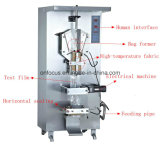 Máquina de embalagem de líquidos vertical automática