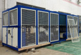 Semi-Hermetic Screw Compressor Closed Type Refrigerado por ar