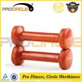 Haltères de plongée en vinyle solide et de haute qualité (PC-DU3013-3024)