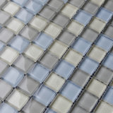 Mattonelle di mosaico del raggruppamento di cristallo, mattonelle di mosaico poco costose