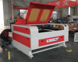 Máquina de estaca da gravura do laser do CNC