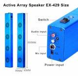 Ex512工場卸売OEM 40Wの5inchによって動力を与えられるスピーカー