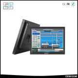 """Panneau tactile robuste industriel 15 """"PC imperméable à l'eau IP65"""