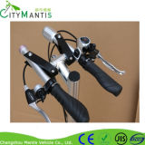 Alumínio Alloy Bicicleta Folding Flat Handlebar para City Bike