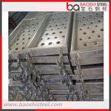 Подиум гальванизированный Q195 стальной для рамки лесов