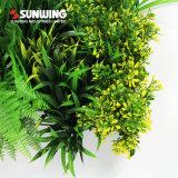 С легкостью сборки свежей зелени листвы для PE искусственного интерьер