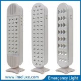 La base de girar SMD LED recargable luz de emergencia