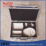 Vorzüglicher vielseitiger silberner Aluminiumhilfsmittel-Kasten und Qualität