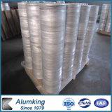 3003/8011 para los utensilios de cocinar antiadherentes, círculo de aluminio revestido