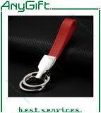De Sleutelring van de Superieure Kwaliteit Leather/PU van de bevordering
